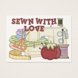 Sewing / Crafter Card