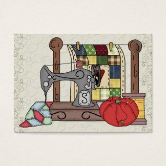 Sewing Gift Enclosure / Seamstress Card