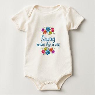 Sewing Joy Baby Bodysuit