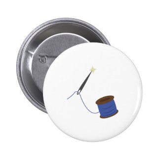 Sewing Kit 2 Inch Round Button