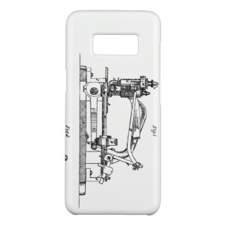 Sewing Machine feeding mechanism - Mary Carpenter Case-Mate Samsung Galaxy S8 Case