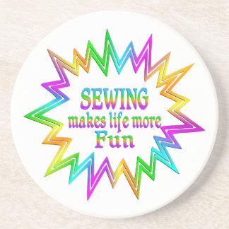 Sewing More Fun Coaster
