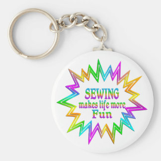 Sewing More Fun Keychain