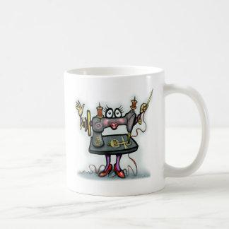 Sewing Coffee Mugs