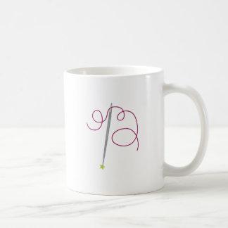 Sewing Needle Coffee Mug