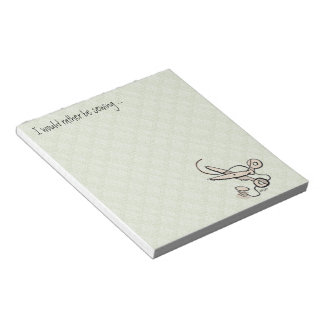 Sewing Notepad