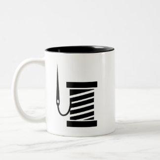 Sewing Pictogram Mug