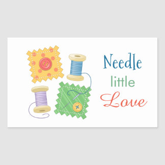 Sewing Quilting Craft Hobby Quote Sticker
