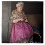 Sewing - Ribbon - Granny's hobby Tile