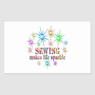 Sewing Sparkles