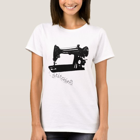 Sewing T-Shirt