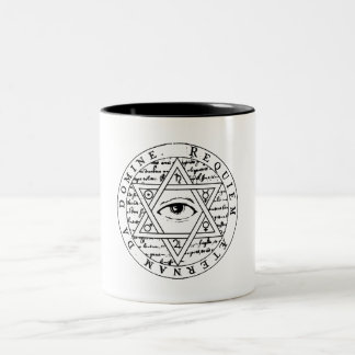 Sexagram Mug