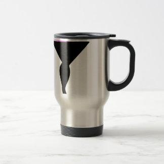 Sexy Champagne Glass Travel Mug