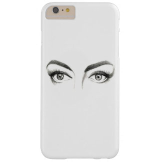 SEXY EYES BARELY THERE iPhone 6 PLUS CASE