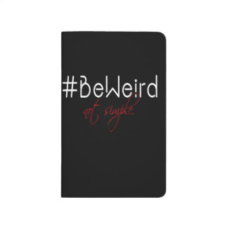 Sexy Geek Graphic Notebook/Journal Journal