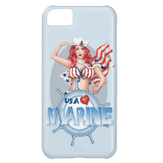 SEXY MARINE  CARTOON iPhone 5C  BT iPhone 5C Cover