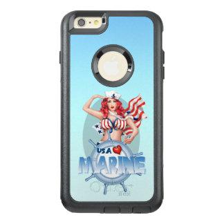 SEXY MARINE USA Apple iPhone 6 Plus  CS OtterBox iPhone 6/6s Plus Case