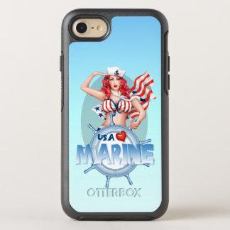 SEXY MARINE USA Apple iPhone 7  SS