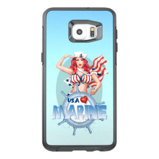 SEXY MARINE USA Samsung Galaxy S6 Edge Plus  SS