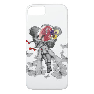 Sexy meat girl. iPhone 8/7 case