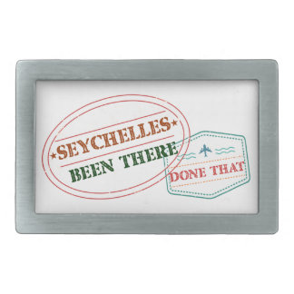 Seychelles Been There Done That Rectangular Belt Buckles