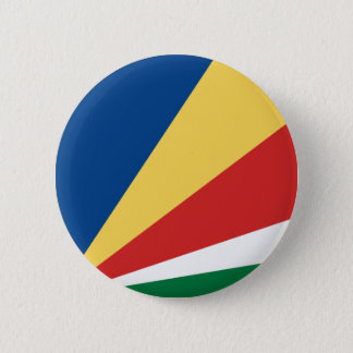 Seychelles Flag Button