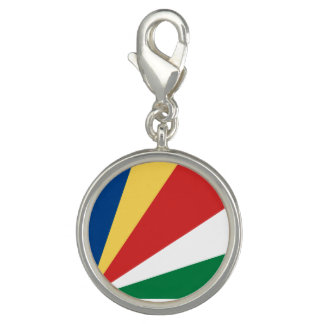 Seychelles Flag Charms