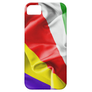 Seychelles Flag iPhone 5 Covers