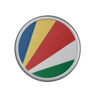 Seychelles Flag Speaker