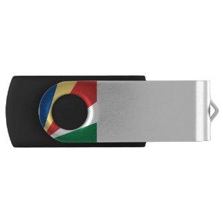Seychelles Flag USB Flash Drive