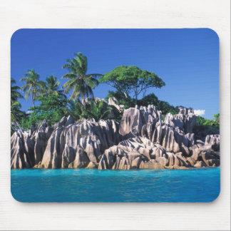 Seychelles. Ilot St. Pierre (near Praslin Mouse Pad