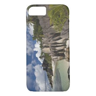 Seychelles, La Digue Island, L'Union Estate iPhone 7 Case