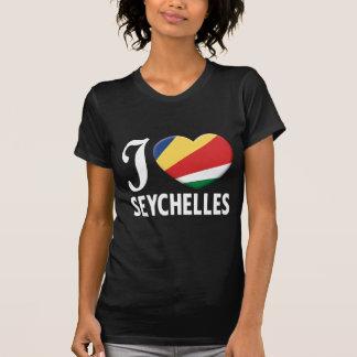 Seychelles Love W T-Shirt