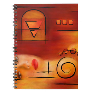 Seymeufor - the miracle spiral notebook