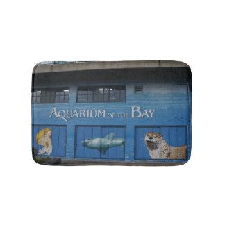 SF Aquarium of the Bay #3 Bath Mat