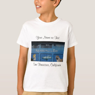 SF Aquarium of the Bay #3 Kids T-shirt