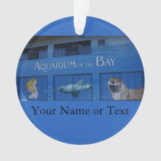 SF Aquarium of the Bay Ornament