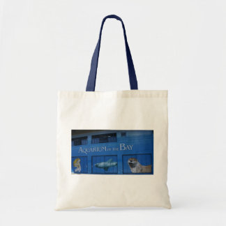 SF Aquarium of the Bay Tote Bag