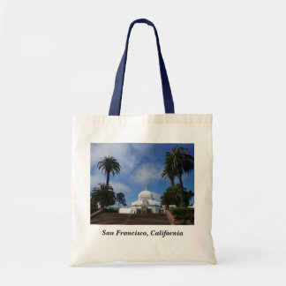 SF Conservatory of Flowers #1 Tote Bag