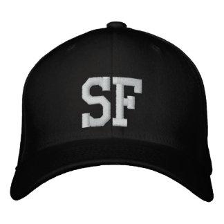 SF Custom Cap - Black and White