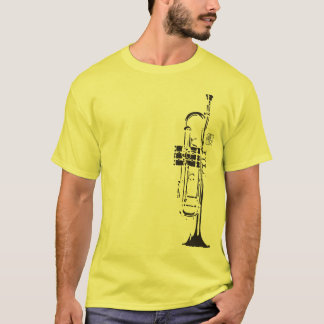 sf-inter.com Trumpet with Avatar Logo T-Shirt