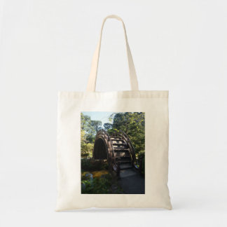 SF Japanese Tea Garden Drum Bridge Tote Bag