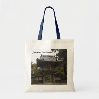 SF Japanese Tea Garden Entrance #2 Tote Bag