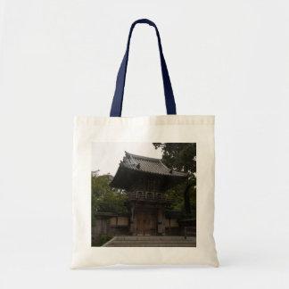SF Japanese Tea Garden Entrance Tote Bag