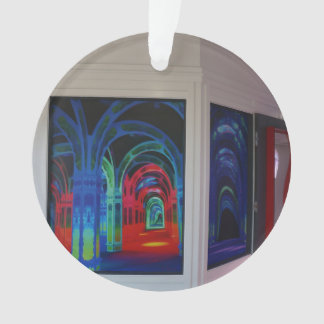 SF Magowan's Infinite Mirror Maze Ornament