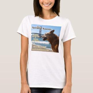 SF Region Ladies Baby Doll Graphic T-Shirt