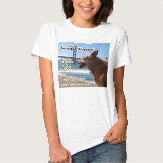 SF Region Ladies Baby Doll Graphic T-shirts
