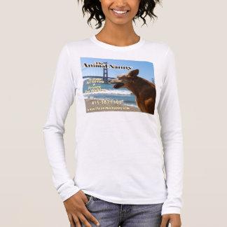 SF Region Ladies Long Sleeved Graphic Long Sleeve T-Shirt