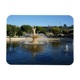 SF Rideout Memorial Fountain Magnet