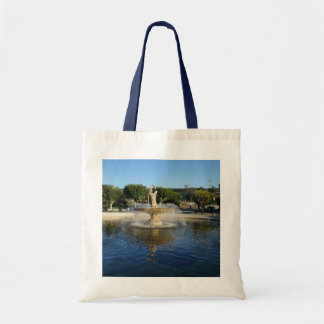SF Rideout Memorial Fountain Tote Bag